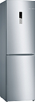 Холодильник с морозильником Bosch KGN39VL16R -