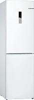 Холодильник с морозильником Bosch KGN39VW16R -
