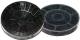 Комплект фильтров для вытяжки Krona Тип KR / 00020254 (2шт) -