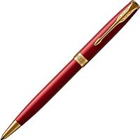 Ручка шариковая имиджевая Parker Sonnet Lacquer Intense Red GT 1931476 -