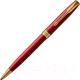 Ручка шариковая Parker Sonnet Lacquer Intense Red GT 1931476 -