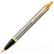 Ручка шариковая Parker IM Metal Core Brushed Metal GT 1931670 -