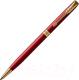 Ручка шариковая Parker Sonnet Slim Lacquer Intense Red GT 1931477 -