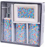 Набор аксессуаров для ванной Podari Samarkand 4 -