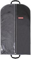 Чехол для одежды Hausmann HM-701002AG (черный) -