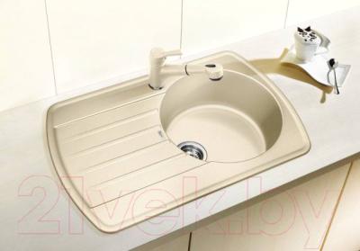 Мойка кухонная Blanco Rondoval 45 S / 515769