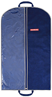 Чехол для одежды Hausmann HM-701002NG (синий) -