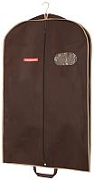 Чехол для одежды Hausmann HM-701003CB (коричневый) -