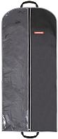 Чехол для одежды Hausmann HM-701402AG (черный) -
