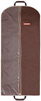 Чехол для одежды Hausmann HM-701402CB (коричневый) -