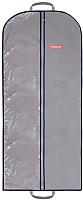 Чехол для одежды Hausmann HM-701402GN (серый) -