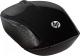 Мышь HP 200 (X6W31AA) (черный) -