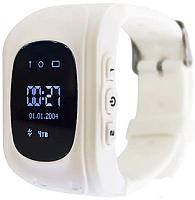 Умные часы детские Smart Baby Watch Q50 (белый) -
