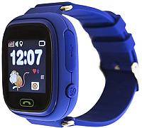 Умные часы детские Smart Baby Watch Q80 (темно-синий) -
