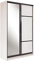Шкаф Евва 14 BBG.02 / АЭП ШК.2 02 (бодега/венге глянец) -