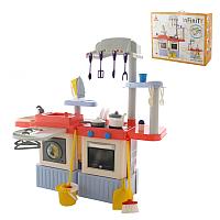 Детская кухня Полесье Infinity Premium №4 / 42361 (в коробке) -