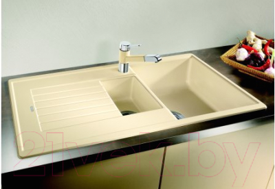 Мойка кухонная Blanco Zia 6 S / 517419
