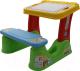 Комплект мебели с детским столом Полесье Набор дошкольника / 58744 (в пакете) -