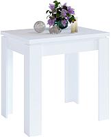 Обеденный стол Сокол-Мебель СО-1 (белый) -