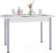 Обеденный стол Сокол-Мебель СО-3м (белый) -