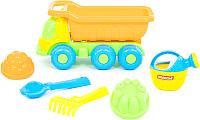 Набор игрушек для песочницы Полесье Кеша №268 / 4304 -