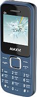 Мобильный телефон Maxvi C3 (маренго) -