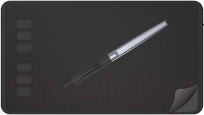 Рекомендую: Графический планшет Huion Inspiroy H640P (черный)