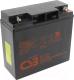 Батарея для ИБП CSB GP 12170 B1 12V/17Ah -