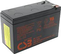 Батарея для ИБП CSB GP 1272 F2 12V/7.2Ah -