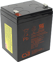 Батарея для ИБП CSB HR 1221W F2 12V/5Ah -
