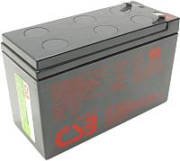Батарея для ИБП CSB HR 1234W F2 12V/9Ah -