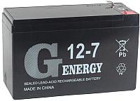 Батарея для ИБП G-Energy 12-7 -