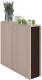 Стол-книга Сокол-Мебель СП-24м.1 (венге/беленый дуб) -