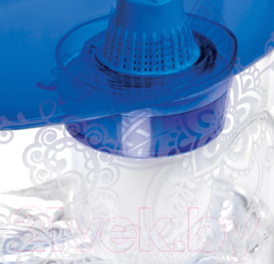 Фильтр питьевой воды БАРЬЕР Танго (синий с узором)