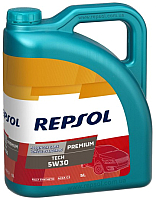 Моторное масло Repsol Premium Tech 5W30 / RP081L55 (5л) -