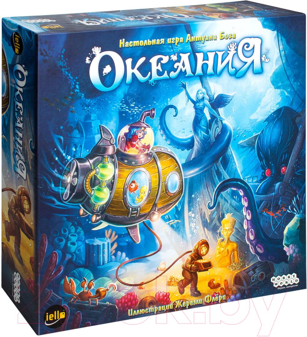 Купить Настольная игра Мир Хобби, Океания, Россия