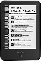 Электронная книга Onyx Boox Vasco da Gama 2 (черный) -