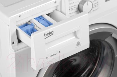 Стиральная машина Beko WRE6612ZSW