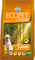 Корм для собак Farmina Ecopet Natural Lamb Mini (12кг) -