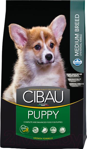 Купить Корм для собак Farmina, Cibau Puppy Medium (12кг), Италия