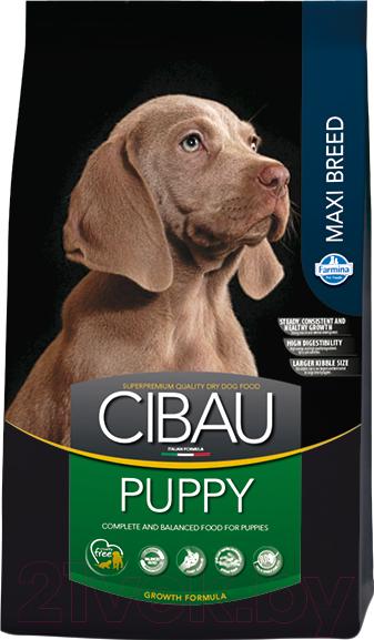 Купить Корм для собак Farmina, Cibau Puppy Maxi (12кг), Италия