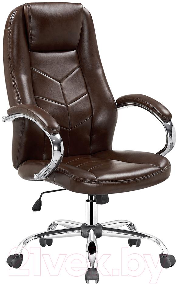 Купить Кресло офисное Halmar, Cody (коричневый), Китай