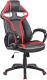 Кресло геймерское Halmar Honor (черный/красный) -