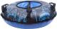 Тюбинг-ватрушка Тяни-Толкай 650мм Город синий (тент, Норм) -