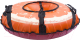 Тюбинг-ватрушка Тяни-Толкай 730мм Апельсин -