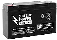 Батарея для ИБП Security Power SP 12-7 (12V/7Ah) -