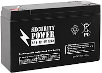 Батарея для ИБП Security Power SP 6-12 (6V/12Ah) -