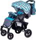 Детская прогулочная коляска Babyhit Travel Air (Grey-blue) -