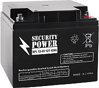 Батарея для ИБП Security Power SPL 12-40 (12V/40Ah) -