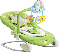Детский шезлонг Chicco Balloon (Summer green) -